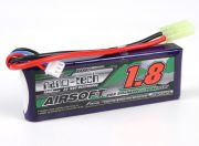 Turnigy nano-tech 1800mah 2S 25~50C Lipo AIRSOFT Pack (UK Warehouse)