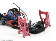 TrackStar 1/10 and 1/12th Scale Pan Car Set-up System (EU Warehouse)