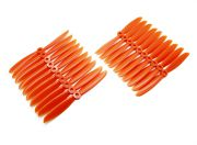 Gemfan Multirotor ABS Bulk Pack 6x4.5 Orange (CW/CCW) (10 Pairs) (EU Warehouse)