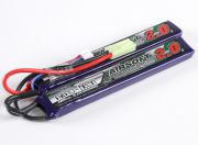 Turnigy nano-tech 2000mah 2S 15~25C Lipo AIRSOFT Pack (AU Warehouse)