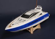 SCRATCH/DENT - Princess Brushless V-Hull R/C Boat (1000mm) E1131 (UK Warehouse)