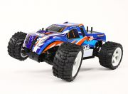 SCRATCH/DENT - 1/16 Brushless 4WD w/25Amp System V2 (ARR) E1132 (UK Warehouse)