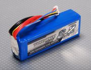 Turnigy 2200mAh 3S 20C Lipo Pack (AU Warehouse)