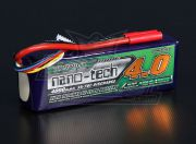 Turnigy nano-tech 4000mah 5S 35~70C Lipo Pack
