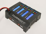 Turnigy TQ4 4x6S Lithium Polymer Battery Pack Charger (AU Warehouse)
