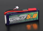 Turnigy nano-tech 5000mah 3S 65~130C Lipo Pack
