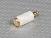 Large Fuel Clunk with filter for Gas/Turbine powered models