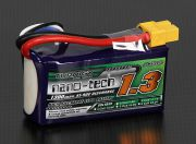 Turnigy nano-tech 1300mAh 3S 45~90C Lipo Pack (US Warehouse)