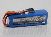 Turnigy 2650mAh 3S 1C Lipoly Tx Pack (Futaba/JR) (UK Warehouse)