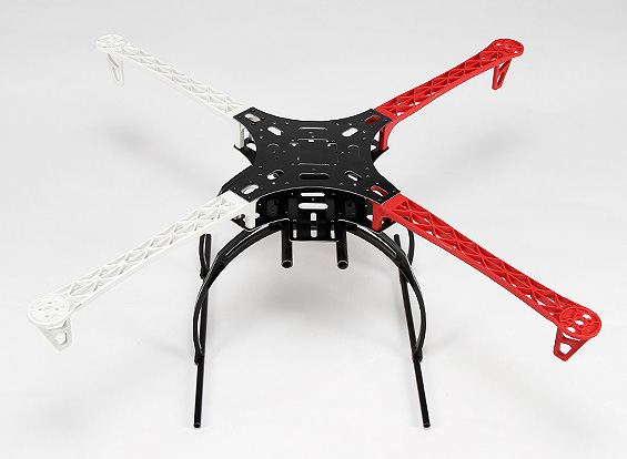 Amazoncom usmile S500 PCB Quadcopter Frame Kit with