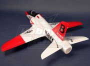 BAE Hawk - Red Arrow 70mm EDF 990mm Jet kit - White (EPO) (UK Warehouse)