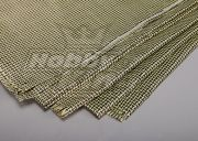 3K Carbon Fiber and Kevlar-29 Cloth (180g/m2) 2 sheets - 1000mm x 500mm (AU Warehouse)