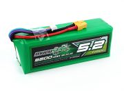 Multistar High Capacity 6S 5200mAh Multi-Rotor Lipo Pack