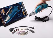 160W Dremel Style Rotary Hand-Tool w/ 33pc Set 110V (US Warehouse)