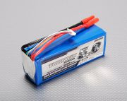 Turnigy 5000mAh 5S 20C Lipo Pack (AR Warehouse)