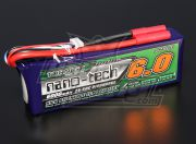 Turnigy nano-tech 6000mah 3S 25~50C Lipo Pack (AR Warehouse)