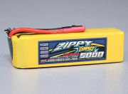 ZIPPY Compact 5000mAh 5S 25C Lipo Pack (RU Warehouse)
