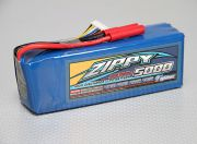ZIPPY Flightmax 5000mAh 5S1P 20C (RU Warehouse)