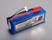Turnigy 5000mAh 5S 25C Lipo Pack (RU Warehouse)