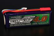 Turnigy nano-tech 4000mah 5S 25~50C Lipo Pack (RU Warehouse)