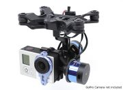 Tarot T-2D V2 GoPRO 3 Brushless Camera Gimbal and ZYX22 Controller (US Warehouse)