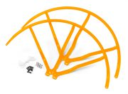 10 Inch Plastic Universal Multi-Rotor Propeller Guard - Yellow (2set)