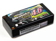 Turnigy nano-tech Ultimate 4600mah 2S2P 90C Hardcase Lipo Short Pack (ROAR & BRCA App (UK Warehouse)