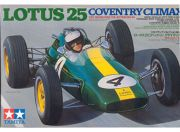 Tamiya 1/20 Scale Lotus 25 Coventry Climax Plastic Model Kit