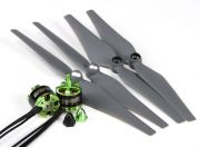 MultiStar 2212 Combo Set With Self-Tightening Propellers CW/CCW Set Of 2