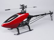 HK-550GT 3D Belt-Drive Electric Helicopter Kit (AR Warehouse)