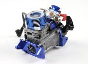 Aquastar AS26BD 26cc Watercooled Marine Gas Racing Engine with Coil Ignition (Rear Induction)