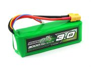 MultiStar High Capacity 3S 3000mAh Multi-Rotor Lipo Pack (AR Warehouse)