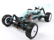 BSR Racing BZ-444 Pro 1/10 4WD Racing Buggy 10.5T (ARR) (EU Warehouse)