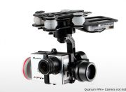 Quanum Q-3D Brushless 3-Axis Camera Gimbal (suitable for Nova, Scout X4, Phantom, QR (AR Warehouse)