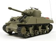 US-M4A3 Sherman Medium RC Tank RTR w/ Tx (EU Warehouse)