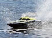 HydroPro Inception Lite Brushless Powered Deep Vee Racing Boat 950mm (ARR)