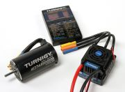 Turnigy 150A Waterproof Brushless ESC, Motor and Programming Card Combo for 1/8