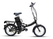 "Electric Folding Bike 16"" (PAS) (US Plug) (AR Warehouse)"