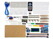 Arduino Intermediate Kit with IR Remote Control and Sound (RU Warehouse)