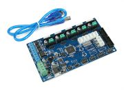 3D Printer Control Board with MEGA 2560 Motherboard Ramps 1.4 Compatible (US Warehouse)