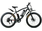 "MYATU X7 Electric Mountain Bike 26"" (Fat Tires) (PAS) (UK Plug) (UK Warehouse)"