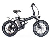 "MYATU Electric Fat Bike 20"" (PAS) (US Plug) (AR Warehouse)"