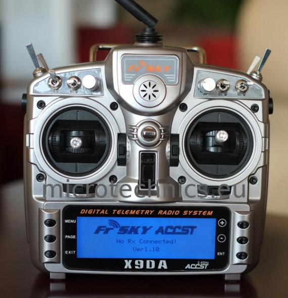 FrSky X9D