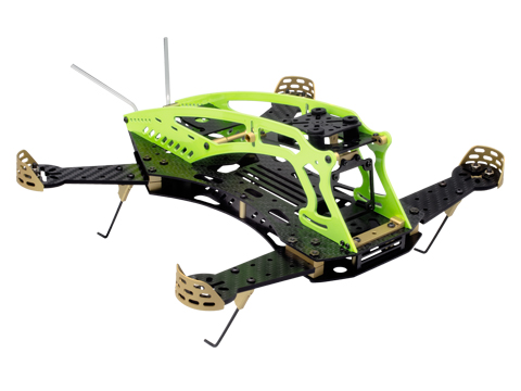 Scorpion Power Systems new FPV Racer the Sky Strider 280