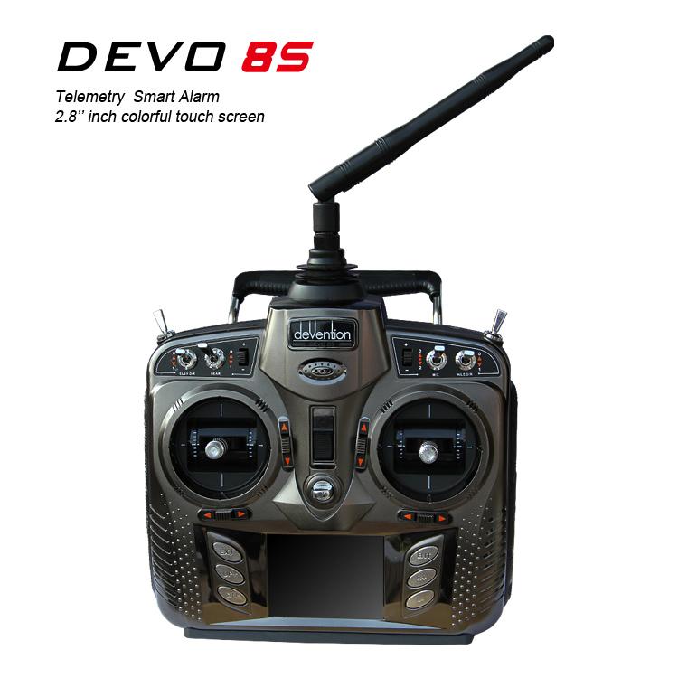 Walkera devo f4 fpv devention 24 ghz transmitter remote controller w/ tx5803 tranmitter  dvo4 camera