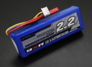 Turnigy 9XR Safety Protected 11.1v (3s) 2200mAh 1.5C Transmitter Pack (RU Warehouse)