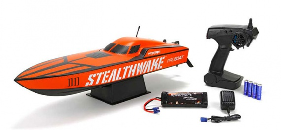 Stealthwake™ 23-inch Deep-V